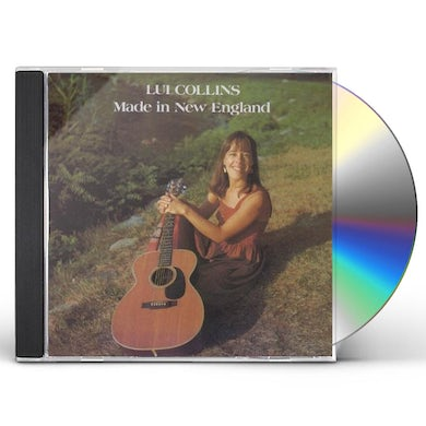 Lui Collins MADE IN NEW ENGLAND CD
