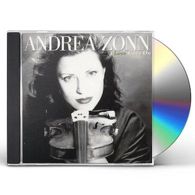 Andrea Zonn LOVE GOES ON CD
