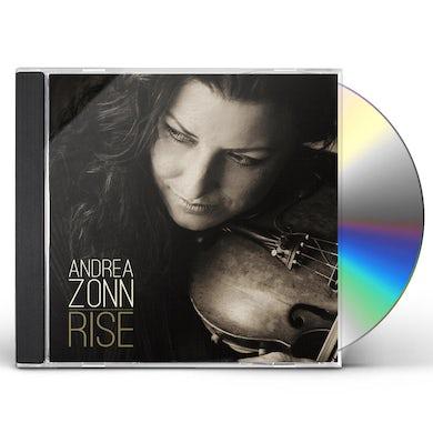 Andrea Zonn RISE CD
