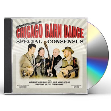 CHICAGO BARN DANCE CD