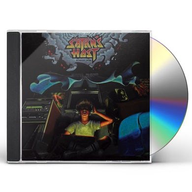 Satan'S Host MIDNIGHT WIND CD