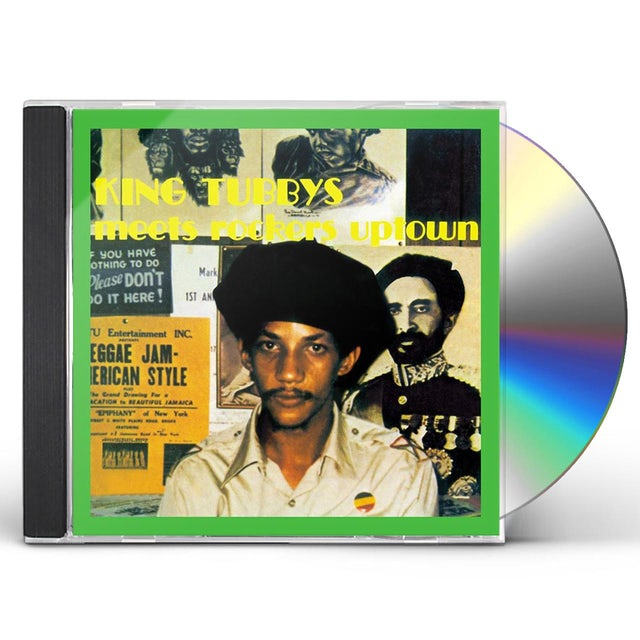 Augustus Pablo KING TUBBYS MEETS ROCKERS UPTOWN CD