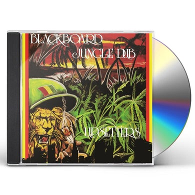 Lee Scratch Perry / The Upsetters BLACKBOARD JUNGLE DUB CD