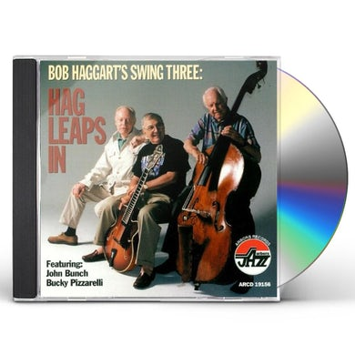 Bob Haggart HAG LEAPS IN CD
