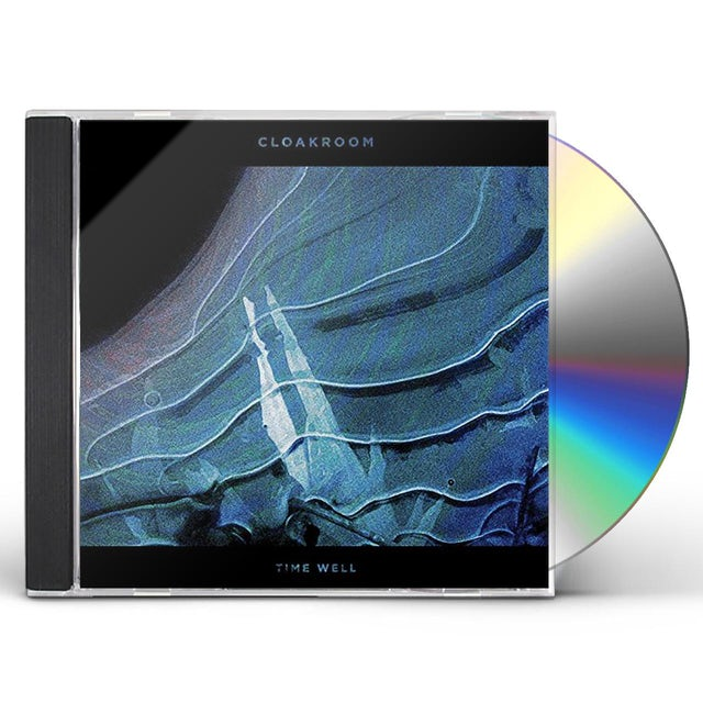 Cloakroom TIME WELL CD