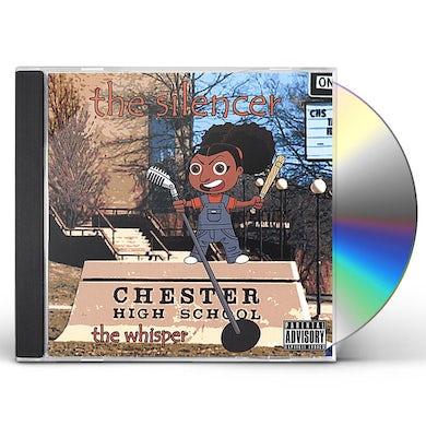 Whisper SILENCER CD