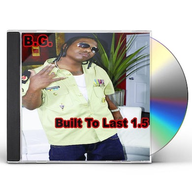 BUILT TO LAST 1.5 CD