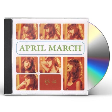 April March PARIS IN APRIL CD