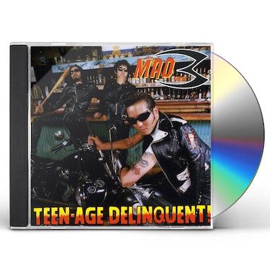 TEENAGE DELINQUENT CD