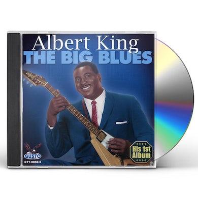 Albert King BIG BLUES CD