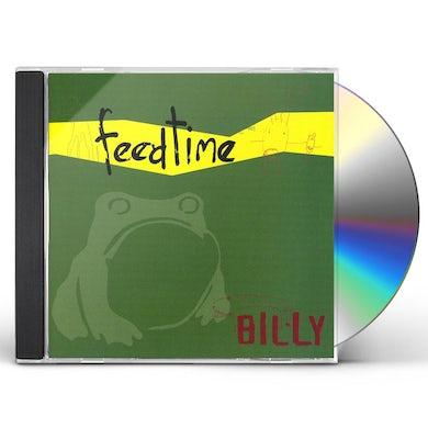 Feedtime BILLY CD