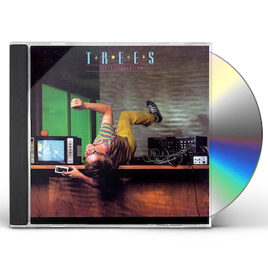 Trees SLEEP CONVENTION CD