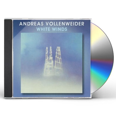 Andrea Vollenweider WHITE WINDS CD