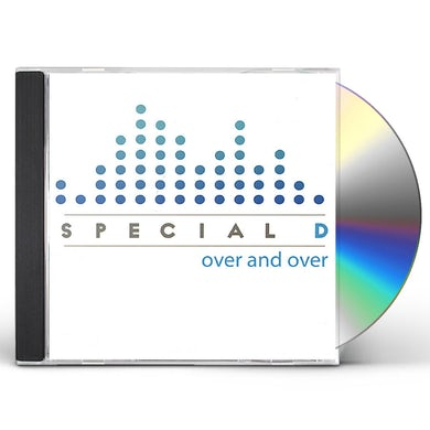 Special D OVER & OVER CD
