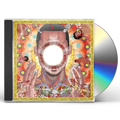 Flying Lotus YOU'RE DEAD CD