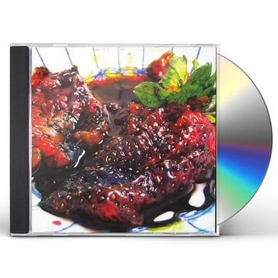 Animal Collective STRAWBERRY JAM CD
