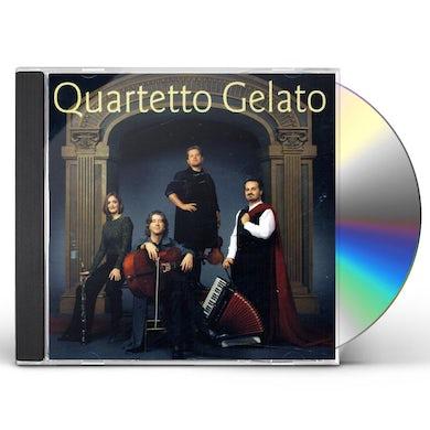 Quartetto Gelato ARIA FRESCA CD