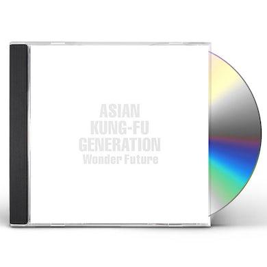 WONDER FUTURE CD