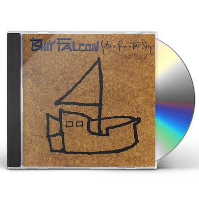 Billy Falcon LETTERS FROM A PAPERSHIP CD
