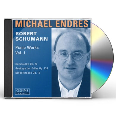 Schumann PIANO WORKS 1 CD