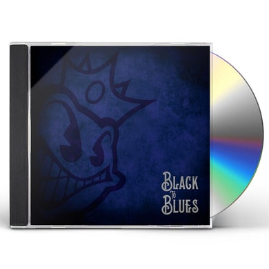 Black Stone Cherry BLACK TO BLUES CD