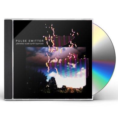 Pulse Emitter PLANETARY SCALE SYNTH HYPNOSIS CD