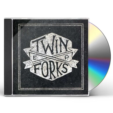 Twin Forks E.P. CD