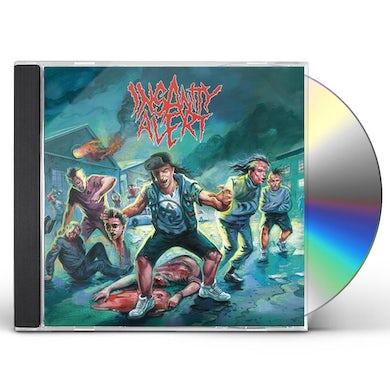 Insanity Alert CD