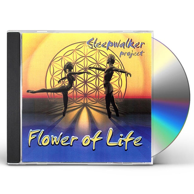 Sleepwalker FLOWER OF LIFE CD