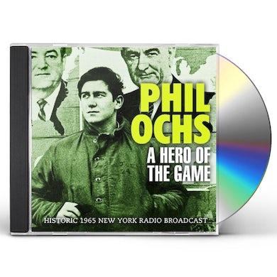 Phil Ochs HERO OF THE GAME CD