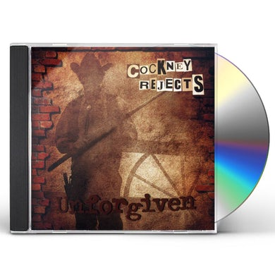 Cockney Rejects UNFORGIVEN CD