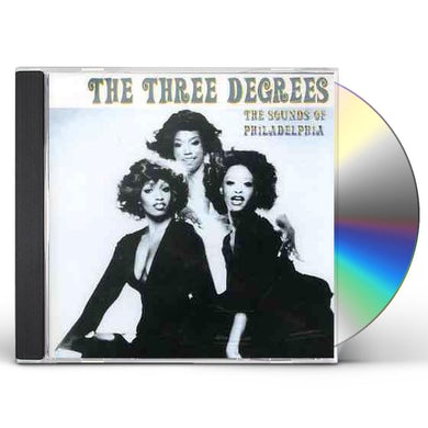 Three Degrees SOUNDS OF PHILADELPHIA CD