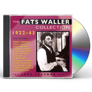 Fats Waller COLLECTION 1922-43 CD