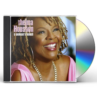 Thelma Houston WOMAN'S TOUCH CD