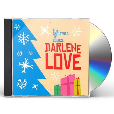Darlene Love IT'S CHRISTMAS OF COURSE CD