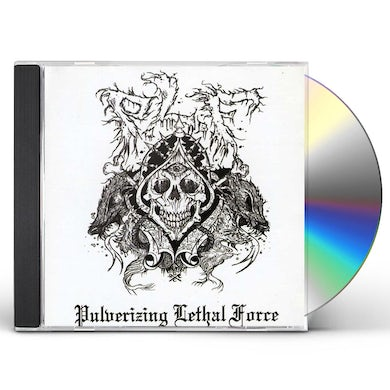 P.L.F. PULVERIZING LETHAL FORCE CD