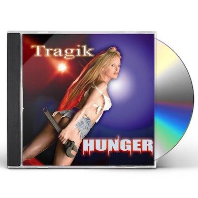 Tragik HUNGER CD