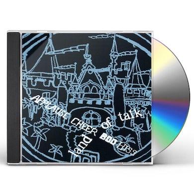 Land Of Talk APPLAUSE CHEER BOO HISS CD