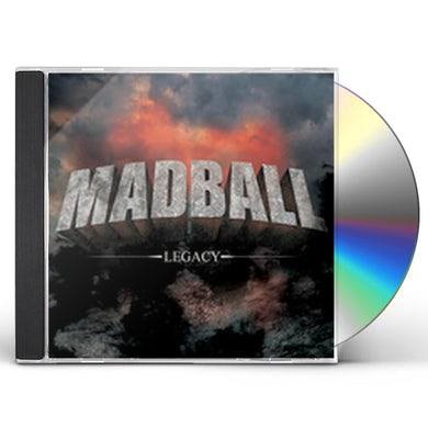 Madball LEGACY CD