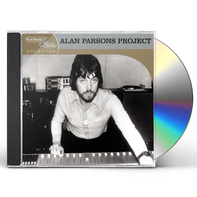 Alan Parsons PLATINUM & GOLD COLLECTION CD