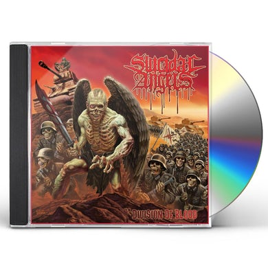 Suicidal Angels DIVISION OF BLOOD CD