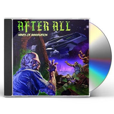 After All WAVES OF ANNIHILATION CD