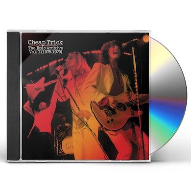 Cheap Trick EPIC ARCHIVE VOL 1 (1975-1979) CD