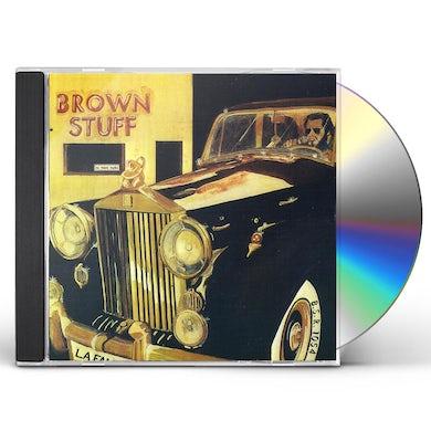 Little Joe & La Familia BROWN STUFF CD