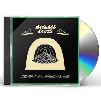 Garcia Peoples NATURAL FACTS CD
