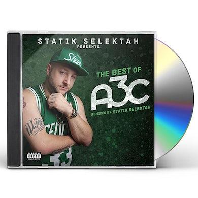 Statik Selektah BEST OF ARC CD