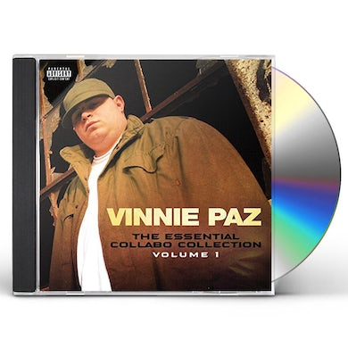 Vinnie Paz ESSENTIAL COLLABO COLLECTION 1 CD