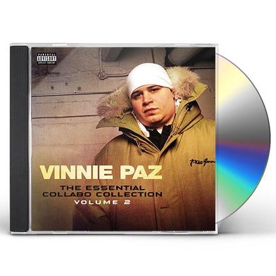Vinnie Paz ESSENTIAL COLLABO COLLECTION 2 CD