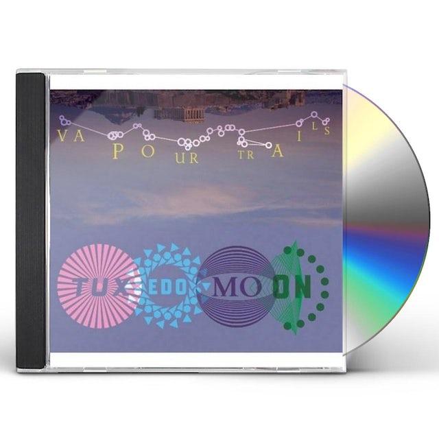 Tuxedomoon VAPOUR TRAILS CD