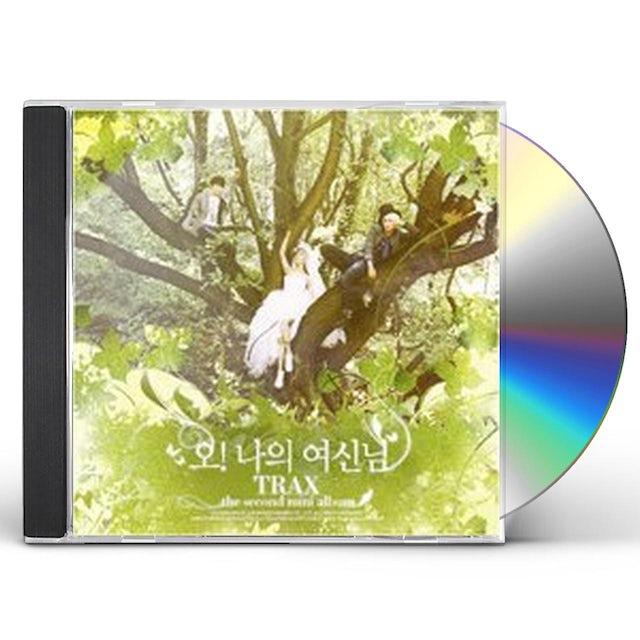 Trax OH MY GODDESS CD